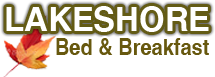 Lakeshore Bed and Breakfast Logo